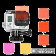 Gopro Underwater Filter 5-Pack