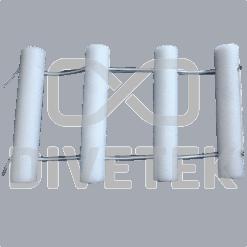 Divetek Tank Holder Polystyrene Tube