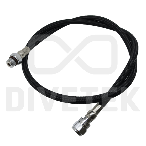 Divetek Braided HP Hose 32