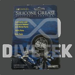 Aquaseal Silicone Grease 0.25 oz