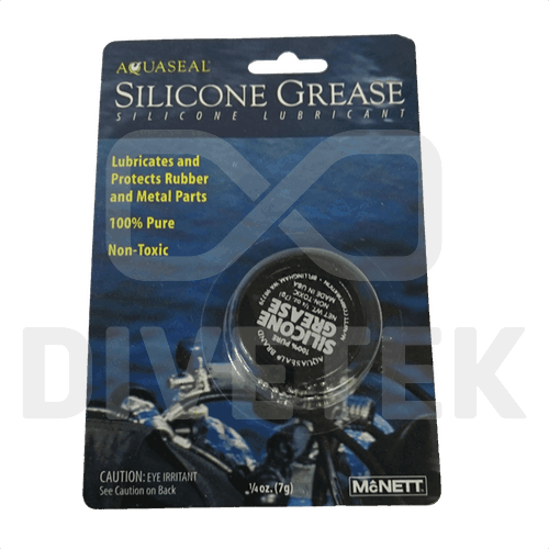 Aquaseal Silicone Grease 0.25 oz