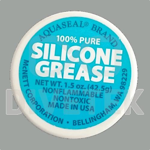 Aquaseal Silicone Grease 1.5oz