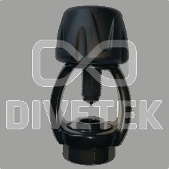 Divetek Din to Yoke Convertor