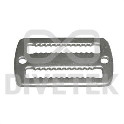 Divetek weight slides Stainless Steel