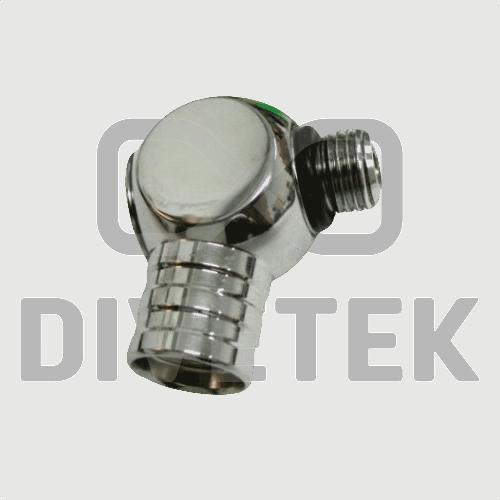 Divetek Swivel Adapter