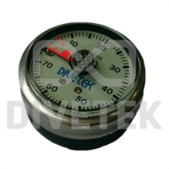 Divetek Compact Depth Gauge Unit