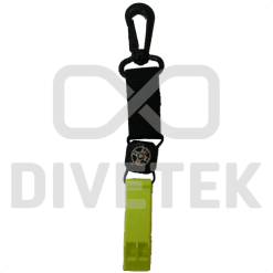 Divetek Whistle with Compass