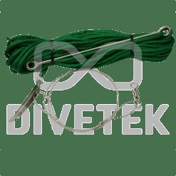 Divetek Fish Stringer with Line