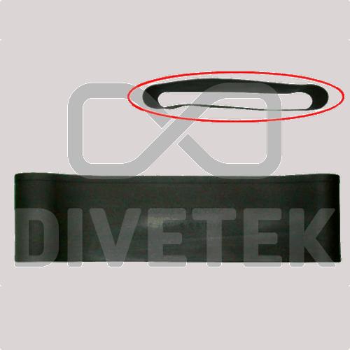 Divetek Twinset Cylinder Protectors