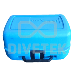 Divetek Accessory Box Blue