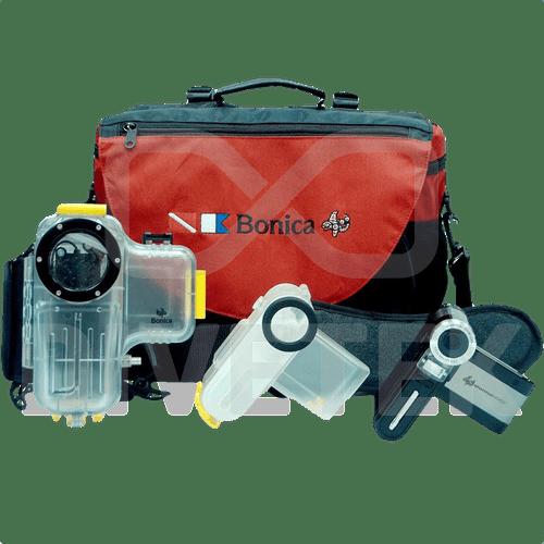 Bonica Snapper Dive 1080P HDDV in Carry Bag