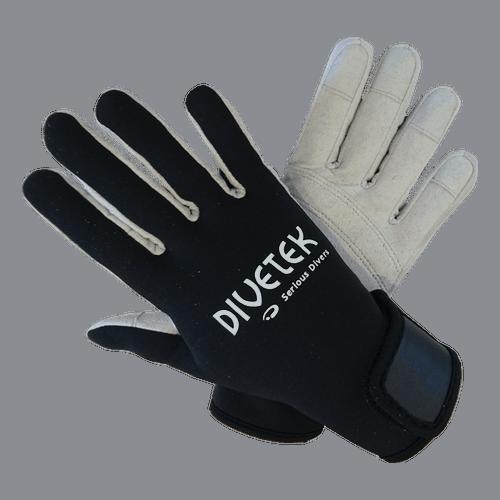 Divetek Soft Palm Gloves
