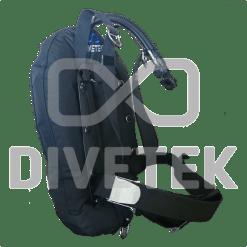 Divetek Tek Harness Complete Setup