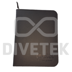 Divetek Log Book Folder