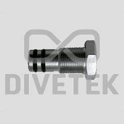 Divetek Modular Side Plugs