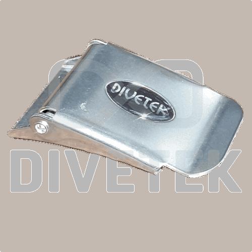 Divetek Stainless Steel Buckle