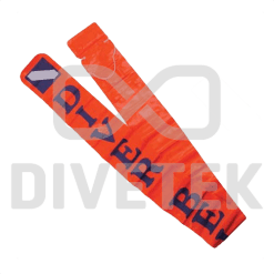 Divetek rescue sausage with String
