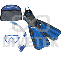 Aqualung Amika Snorkel Set