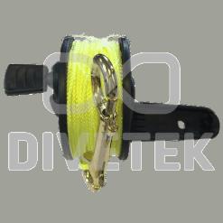 Divetek Reel w/handle + 30m string