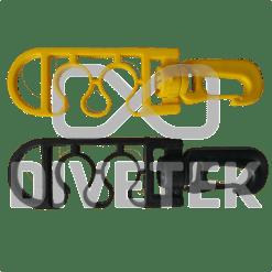 Divetek Multi-hose clips