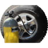 First Stage Tyre Inflator Kit