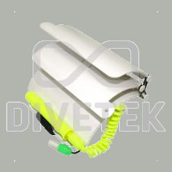 Divetek 3-Page Wrist Slate with Eraser