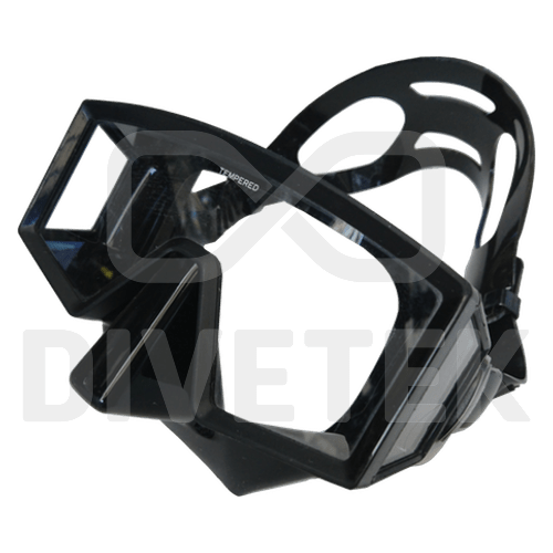 Divetek 3D Frameless Mask Narrow