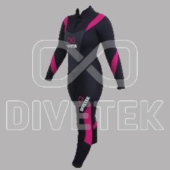 Divetek Hybrid Wetsuit Ladies