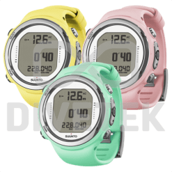 Suunto D4i Novo Spring with USB