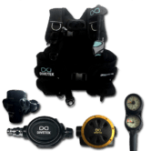Divetek Atom Hard Gear Set