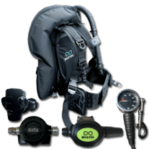 Divetek Blackhawk Hard Gear Set