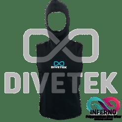 Divetek Inferno Vest with Hoodie