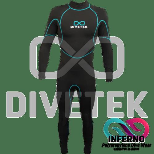 Divetek Inferno Dive Skins