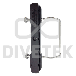 OTS Full Face Mask Attachment Rail w/mount
