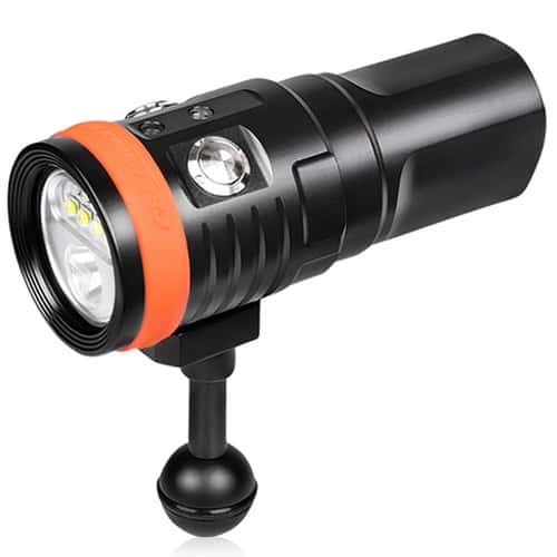 OrcaTorch Flashlight D900V