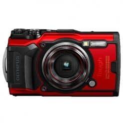 Olympus TG-6 Camera RED