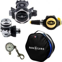 Aqualung Legend LX ACD DIN Set