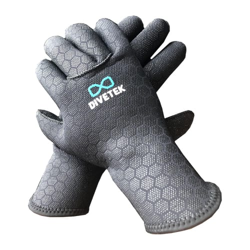 Divetek 2.5mm Super Stretch Gloves