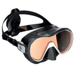 Aqualung Plazma Mask Black/Amber Lens