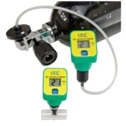 NRC Oxygen Analysers with Restrictor