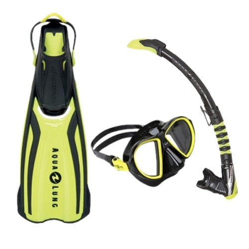 Aqualung Amika Premium Soft Gear Set