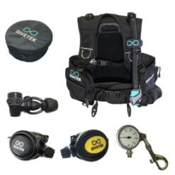 Divetek Diatom Hard Gear Set