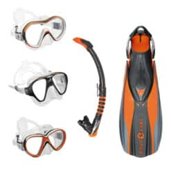 Aqualung Orange Soft Gear Set