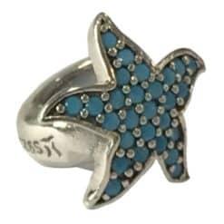 7Seas Blue Starfish Bead