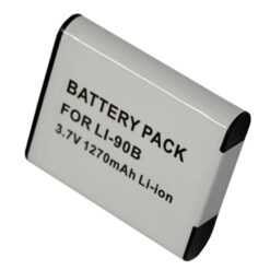 GPB Olympus LI-90B/92B Li-Ion Battery