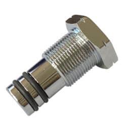 Divetek Pro Modular Plugs LEFT