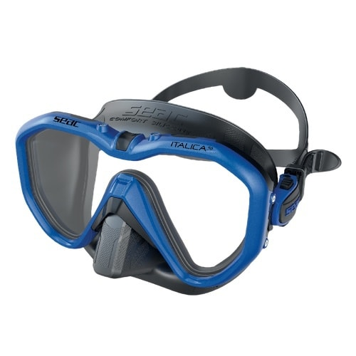 Seac Sub Italica 50 Mask Metal Blue